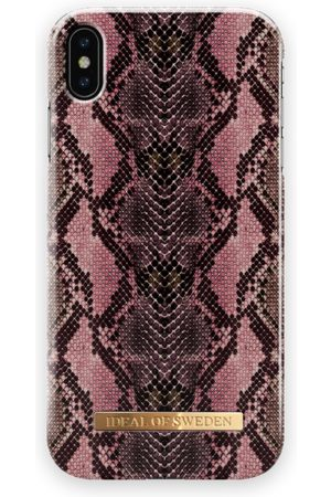 Ideal of sweden Fashion Case iPhone XS Max Ruby Python