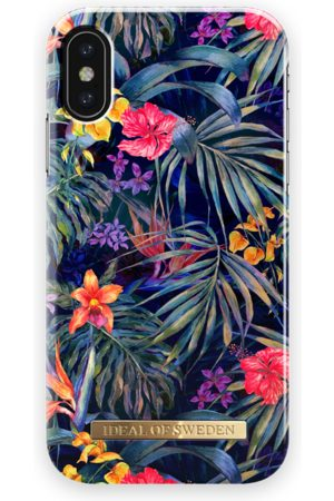 Ideal of sweden Fashion Case iPhone X Mysterious Jungle