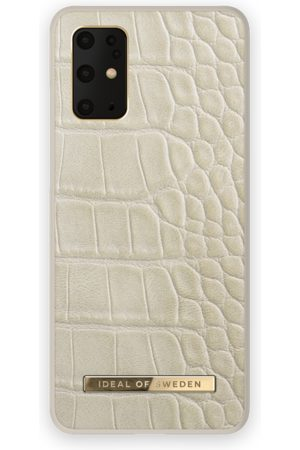 Ideal of sweden Atelier Case Galaxy S20P Caramel Croco