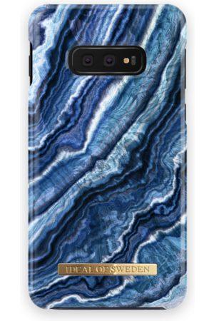Ideal of sweden Fashion Case Galaxy S10E Indigo Swirl