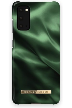 Ideal of sweden Fashion Case Galaxy S20 Emerald Satin