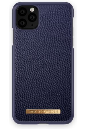 Ideal of sweden Saffiano Case iPhone 11 Pro Max Navy