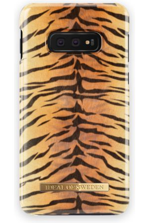 Ideal of sweden Fashion Case Galaxy S10E Sunset Tiger