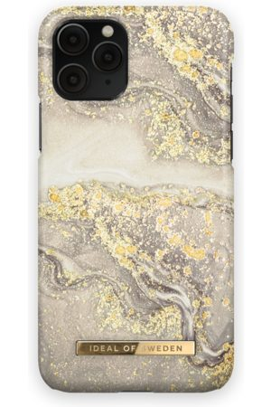 Ideal of sweden Fashion Case iPhone 11 Pro Sparkle Greige Marble