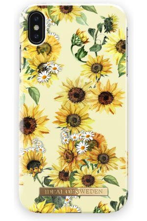 Ideal of sweden Fashion Case iPhone XS Max Sunflower Lemonade