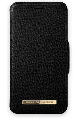 Ideal of sweden Fashion Wallet iPhone XR Black