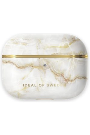 Ideal of sweden Fashion AirPods Case Pro Golden Pearl Marble
