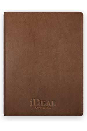 Ideal of sweden Como Passport Cover Brown