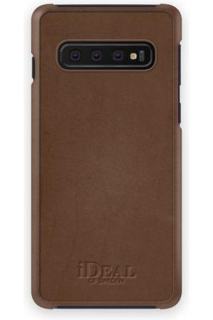 Ideal of sweden Como Case Galaxy S10 Brown