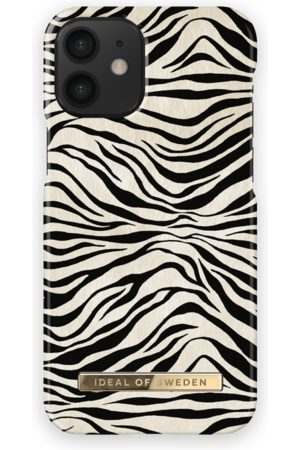 Ideal of sweden Fashion Case iPhone 12 Mini Zafari Zebra