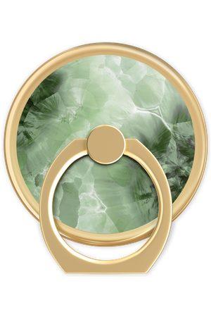 Ideal of sweden Magnetic Ring Mount Crystal Green Sky