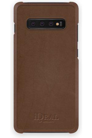 Ideal of sweden Como Case Galaxy S10+ Brown