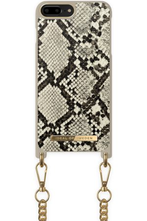 Ideal of sweden Necklace Case iPhone 8P Desert Python
