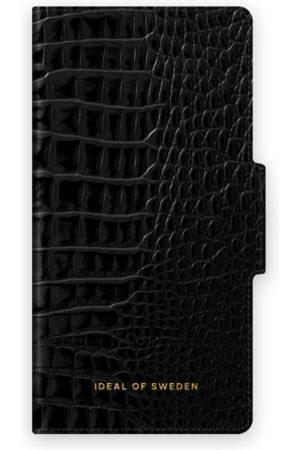 Ideal of sweden Atelier Wallet iPhone 12 Mini Neo Noir Croco