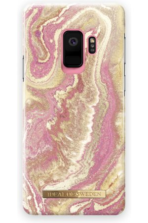 Ideal of sweden Fashion Case Galaxy S9 Golden Blush Marble