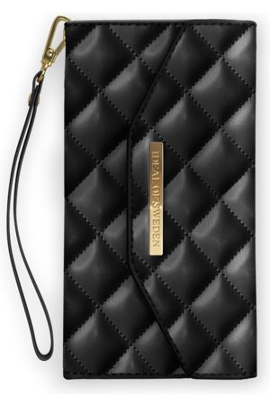 Ideal of sweden Sylvie Meis Mayfair Clutch iPhone 7 Plus Quilted Black