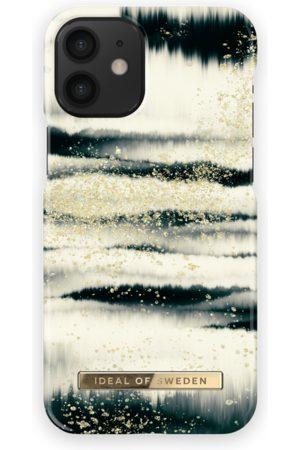 Ideal of sweden Fashion Case iPhone 12 Mini Golden Tie Dye
