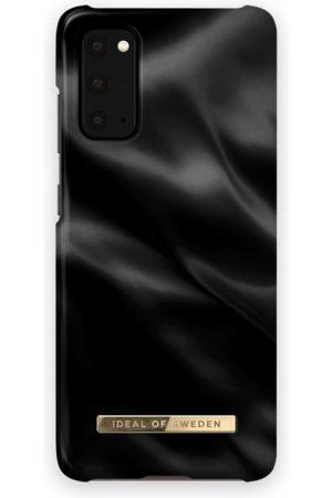 Ideal of sweden Fashion Case Galaxy S20 Black Satin