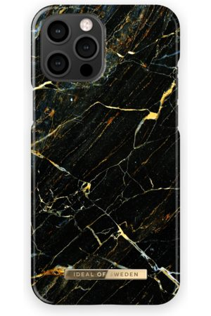 Ideal of sweden Fashion Case iPhone 12 Pro Max Port Laurent Marble