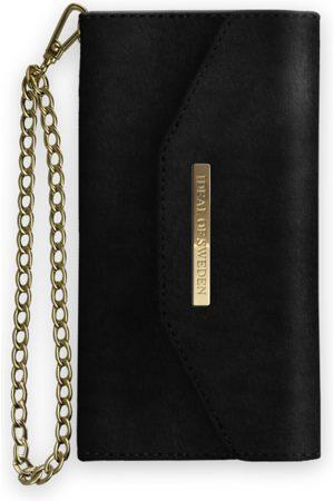 Ideal of sweden Mayfair Clutch Velvet Galaxy S10E Black