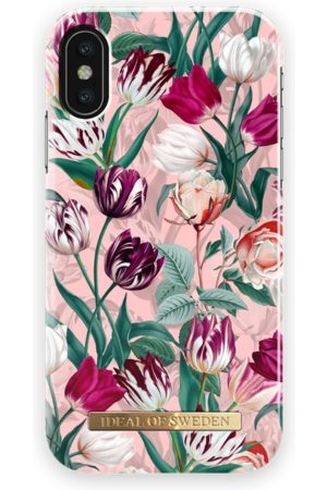 Ideal of sweden Fashion Case iPhone X Vintage Tulips