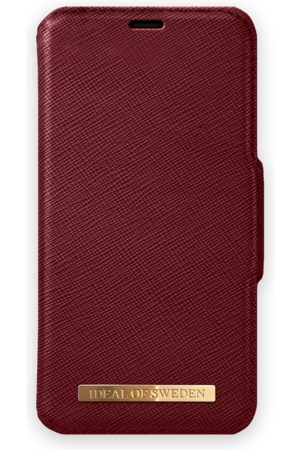 Ideal of sweden Fashion Wallet Galaxy S10E Burgundy