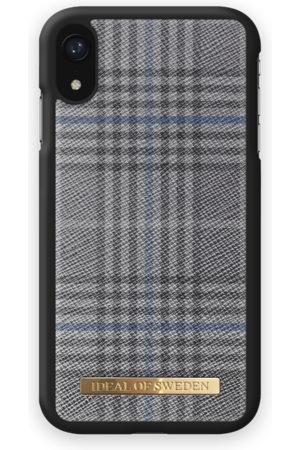 Ideal of sweden Oxford Case iPhone XR Grey