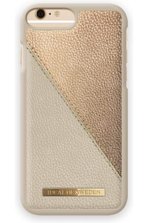 Ideal of sweden Fashion Case LH iPhone 6/6s Plus Golden Pebbled