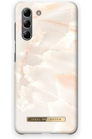Ideal of sweden Fashion Case Galaxy S21 Rose Pearl Marble