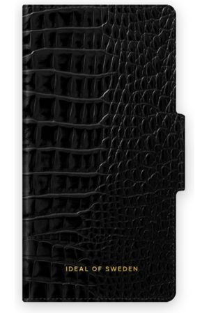 Ideal of sweden Atelier Wallet Galaxy S21 Plus Neo Noir Croco