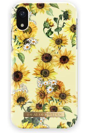 Ideal of sweden Fashion Case iPhone XR Sunflower Lemonade