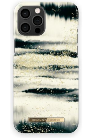 Ideal of sweden Fashion Case iPhone 12 Pro MAX Golden Tie Dye