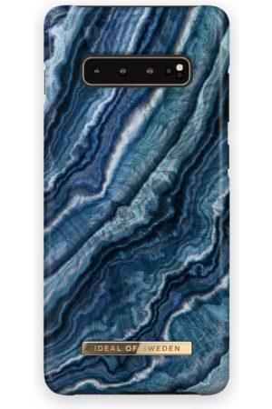 Ideal of sweden Fashion Case Galaxy S10+ Indigo Swirl