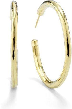Ippolita 18kt medium hoops