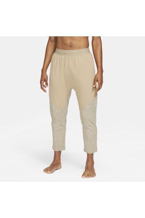 Nike Yoga Dri-FIT Men's Trousers - Brown