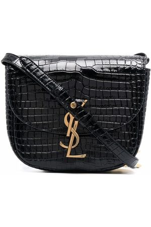 Saint Laurent Naiset Olkalaukut - Kaia leather crossbody bag