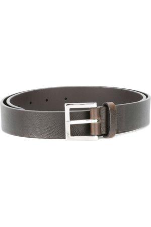 Orciani Adjustable square-buckle belt