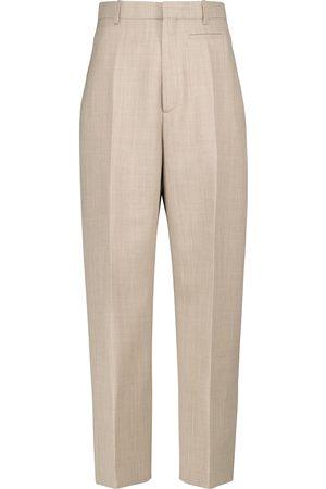 Jacquemus Naiset Culottes - Le Pantalon Santon virgin wool pants