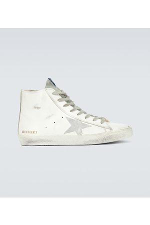 Golden Goose Distressed Francy high-top sneakers