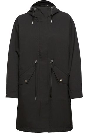 Lindex Coat Polly Rain Parka Outerwear Rainwear Rain Coats