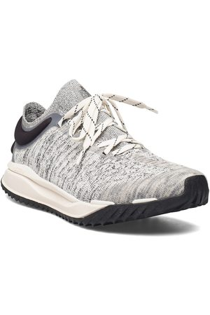 The North Face Naiset Ulkoilukengät - W Vectiv Escape Knit Shoes Sport Shoes Outdoor/hiking Shoes Harmaa