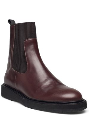 ANGULUS Naiset Nilkkurit - Booties - Flat - With Elastic Shoes Chelsea Boots