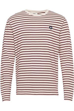 WoodWood Miehet T-paidat - Mel Long Sleeve T-shirts Long-sleeved