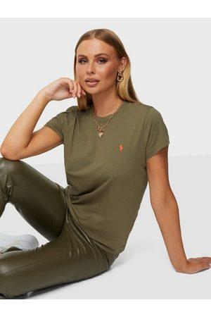 Polo Ralph Lauren Naiset T-paidat - Rl Tee W Pp-Short Sleeve-T-Shirt