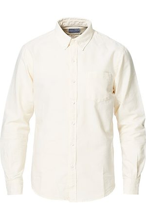 Colorful Standard Classic Organic Oxford Button Down Shirt Ivory White