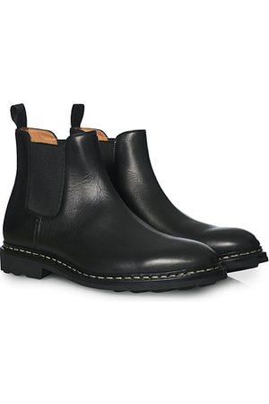 Heschung Miehet Nilkkurit - Tremble Leather Boot Black Anilcalf