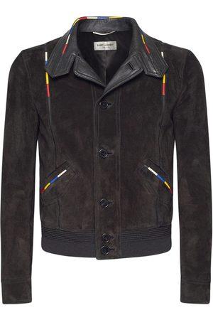 Saint Laurent Vintage Leather Jacket