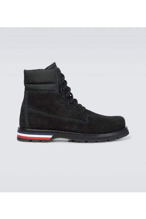 Moncler Miehet Nauhalliset saappaat - Leather boots