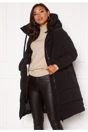 Boomerang Naiset Talvitakit - Jossan Cozy Down Jacket 099 Black S