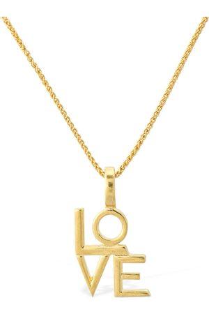 Saint Laurent Naiset Kaulakorut - Love Charm Necklace